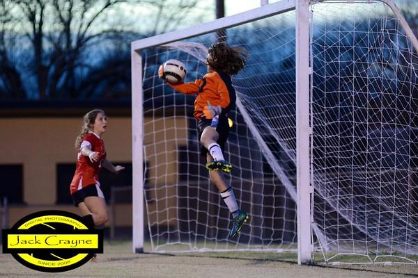 Camden High School Soccer 2016