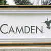 Camden corporate office sign 2015