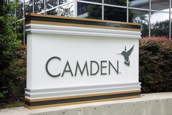 Camden Corporate Sign 2015