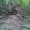 hiking to humpback rocks 8-30-15