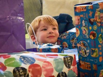 Camden's 3rd Birthday