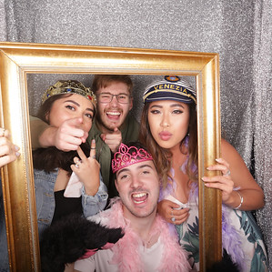 Cameila's 21st Photobooth Photos