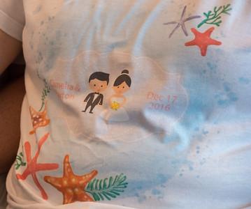 Camelia & Klayton Wedding Story - Day One - Dec 12/2016