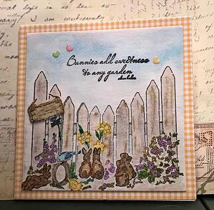 IO stamps...love this bunny set!