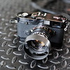 Leica MP with Leicavit & 50 Summilux