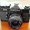 Pentax KX with SMC Pentax-M 35/2.8