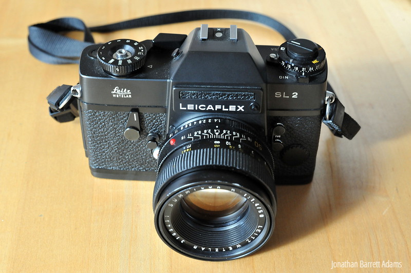 1975 Leicaflex SL2 with 50 Summilux