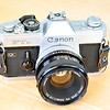 Canon FTb with FD 50/1.8
