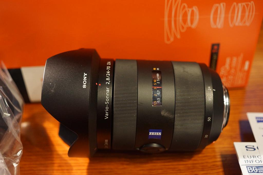 Sony 24-70mm f2.8