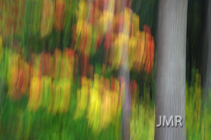 Boyne Creek abstract