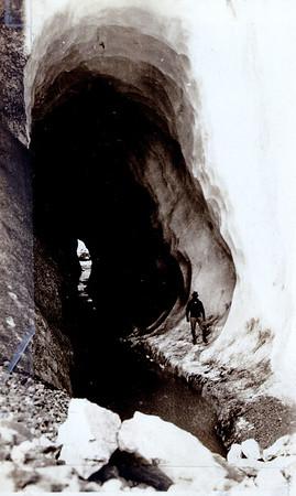 Glacier Ice Tunnel