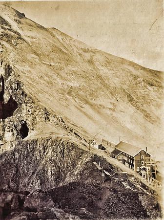 Bonanza Mine Bunkhouse