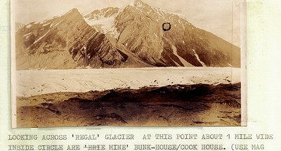 Erie Mine above Regal Glacier