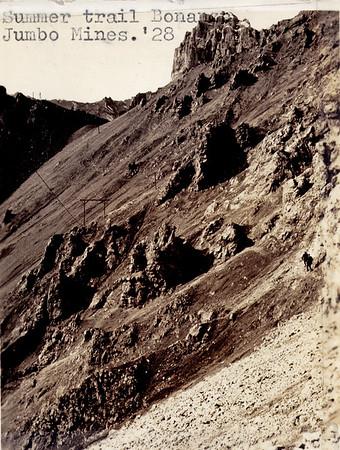 Bonanza Jumbo TrailSummer 1928