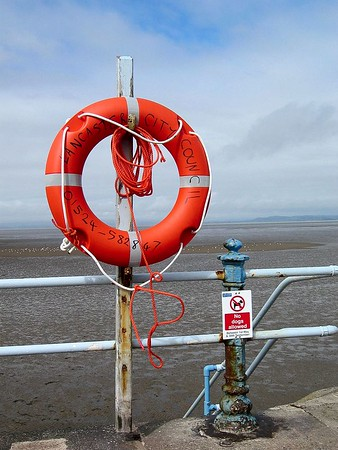 Morecambe sea front