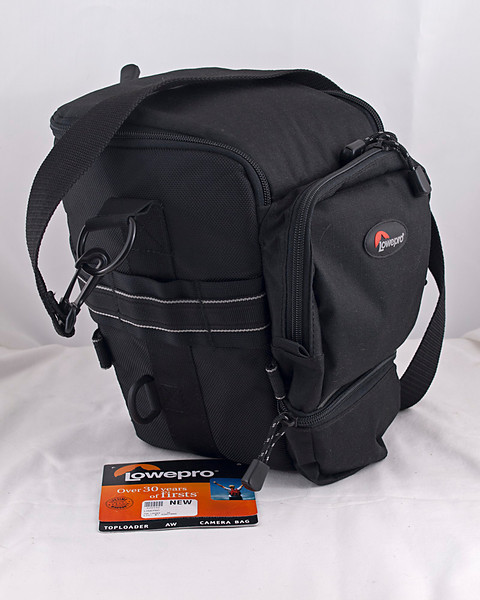 Lowepro Toploader AW camera and lens pouch