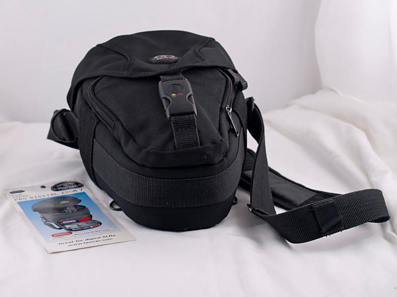 Tamrac Pro Digital Zoom camera/lens pouch