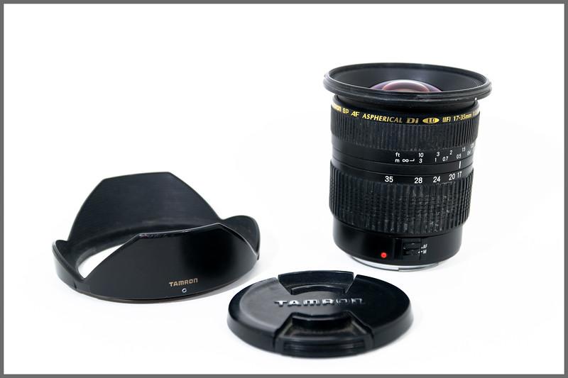 Tamron SP AF 17-35mm f/2.8-4 Di LD IF