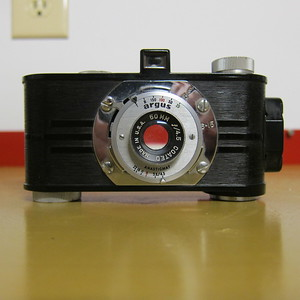 Argus FA 35mm Camera