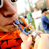 "0421POT10.jpg An unnamed man light up a marijuana filled pipe during the annual 420 event on Norlin Quad at the University of Colorado in Boulder, Colorado April 20, 2009. CAMERA/Mark Leffingwell <br /> PHOTO GALLERY and VIDEOS from the 4/20 celebration at  <a href=""http://www.dailycamera.com"">http://www.dailycamera.com</a>"