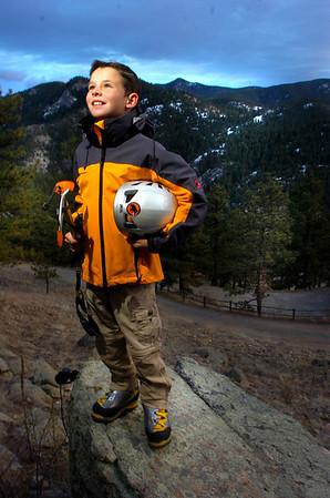 06cdsss2.jpg MONIZ.JPG MONIZ.jpg Matt Moniz photographed outside his Boulder Canyon home.<br /> Photo  by Paul Aiken / The Camera