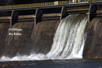 Morgan Falls Dam, Sandy Springs, GA, 12/29/2020, This work is licensed under a Creative Commons Attribution- NonCommercial 4.0 International License.