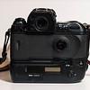 Nikon F5 (back)
