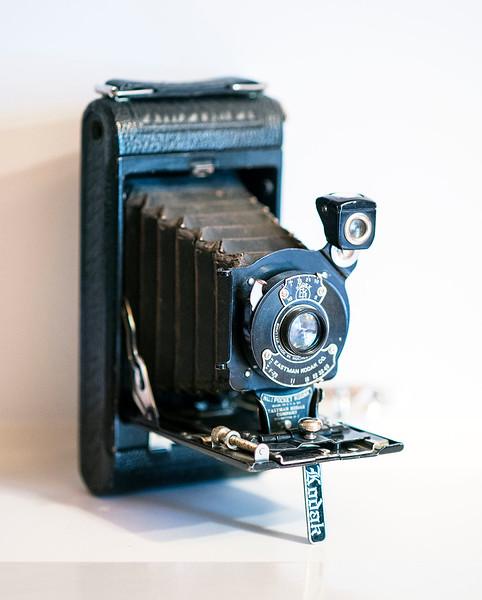 No.1 Pocket Kodak (side)