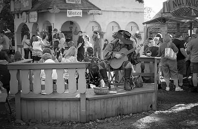 Renaissance Festival Leica M2 Ilford Delta 400 Ilford DD-X Summarit-M 50mm f2.5