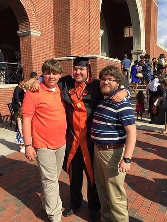 Cameron Graduation Campbell