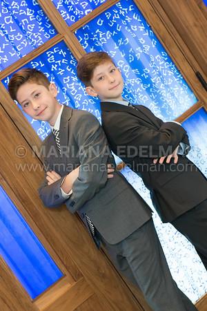 Cameron & Jackson Hurwitz - Party