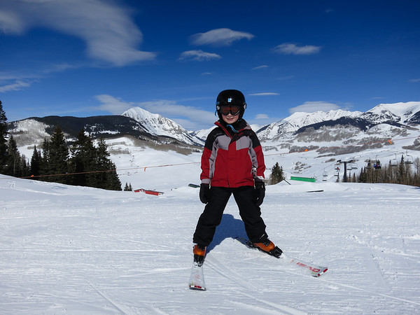 Cameron Does Crested Butte