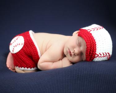 Cameron's  Newborn Session