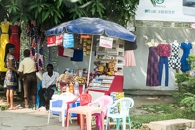 Vendeur ambulant