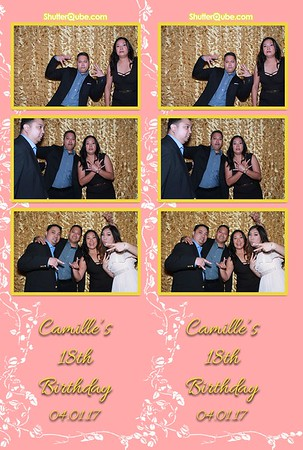 Camilie's 18th Birthday April 1, 2017 - Kimson Alief