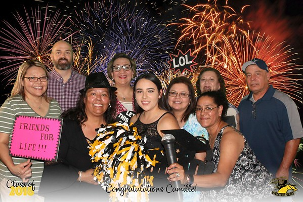 Camille's Graduation 2018