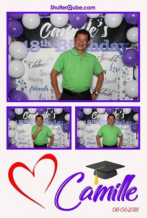 Camillie Graduation 06/03/2018 Marriot Energy Cooridor