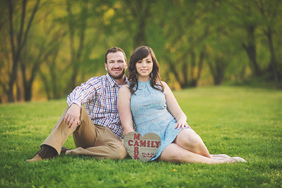 Camily & Mark's Engagement Photos