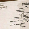 I'll be on the coastal Camino Portugues, starting in Oporto, 280k from Santiago de Compostela...