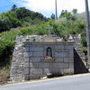 Roadside shrine to Saint James
