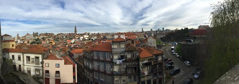 Porto, Portugal -- the start of our camino.