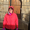 Michelle arrives in Astorga to finish the Camino with me!