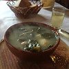 Caldo Gallegos to warm us up in O Cebreiro