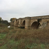 Roman Bridge between Castrojeriz and Fromista