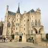 """Castle"" designed by Antonio Gaudi"