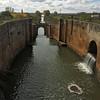 Canal near Fromista, Spain