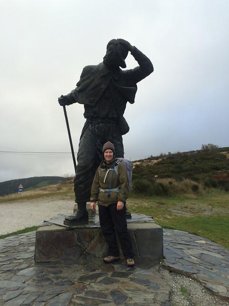 Alto San Roque, Galicia