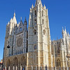 Cathedral in Leon