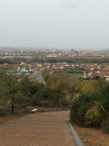 Descent into Astorga