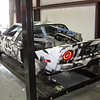 "Custom Snow Camo pattern wrap with a matte laminate on a Ford GT in Austin, TX. <a href=""http://www.skinzwraps.com"">http://www.skinzwraps.com</a>"